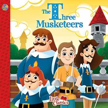 9782764331101-276433110X-The Three Musketeers Little Classics