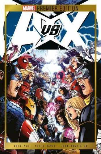 9781846538513-1846538513-Marvel Premium Avengers Vs X-Men
