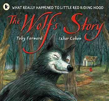 9781406301625-1406301620-The Wolf's Story
