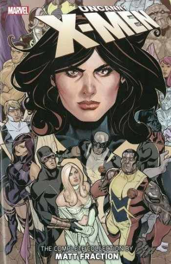 9780785184508-0785184503-Uncanny X-Men: The Complete Collection by Matt Fraction - Volume 3
