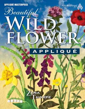 9781604600032-1604600039-Beautiful Wildflower Applique (Applique Masterpiece)