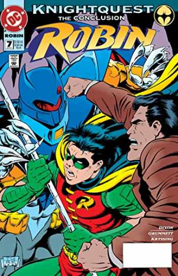 9781401285012-1401285015-Batman: Knightquest: The Search