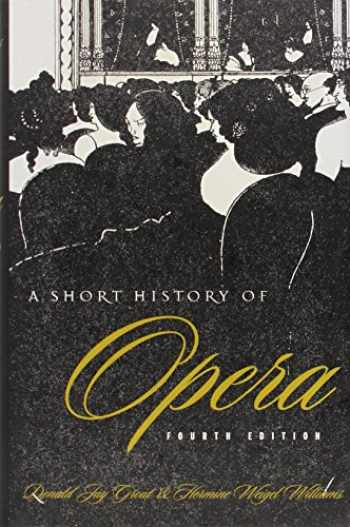 9780231119580-0231119585-A Short History of Opera, Fourth Edition