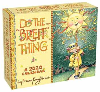 9781449496913-1449496911-Mary Engelbreit 2020 Day-to-Day Calendar: Do the Breit Thing