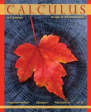 9780470888612-047088861X-Calculus: Single and Multivariable