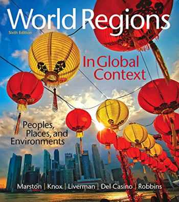 9780134182728-0134182723-World Regions in Global Context: Peoples, Places, and Environments Plus Mastering Geography with Pearson eText -- Access Card Package (6th Edition) (Mastering Geography (Access Codes))