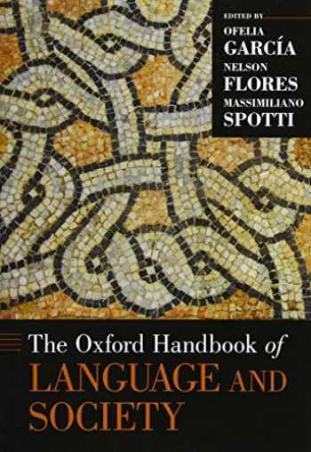 9780190212896-0190212896-The Oxford Handbook of Language and Society (Oxford Handbooks)