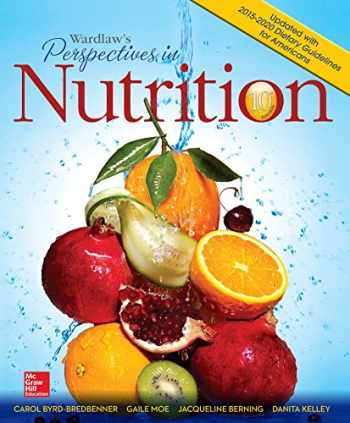 9781259918377-1259918378-Wardlaws Perspectives in Nutrition Updated with 2015 2020 Dietary Guidelines for Americans