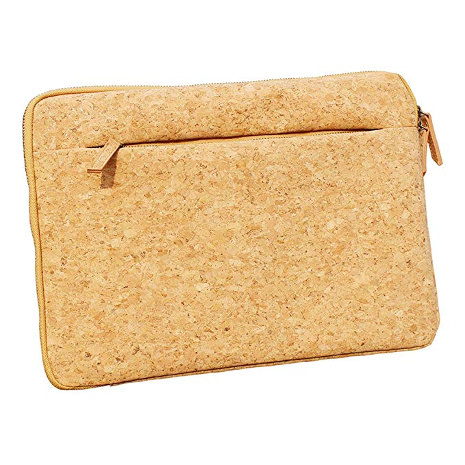 Cork protective case laptop